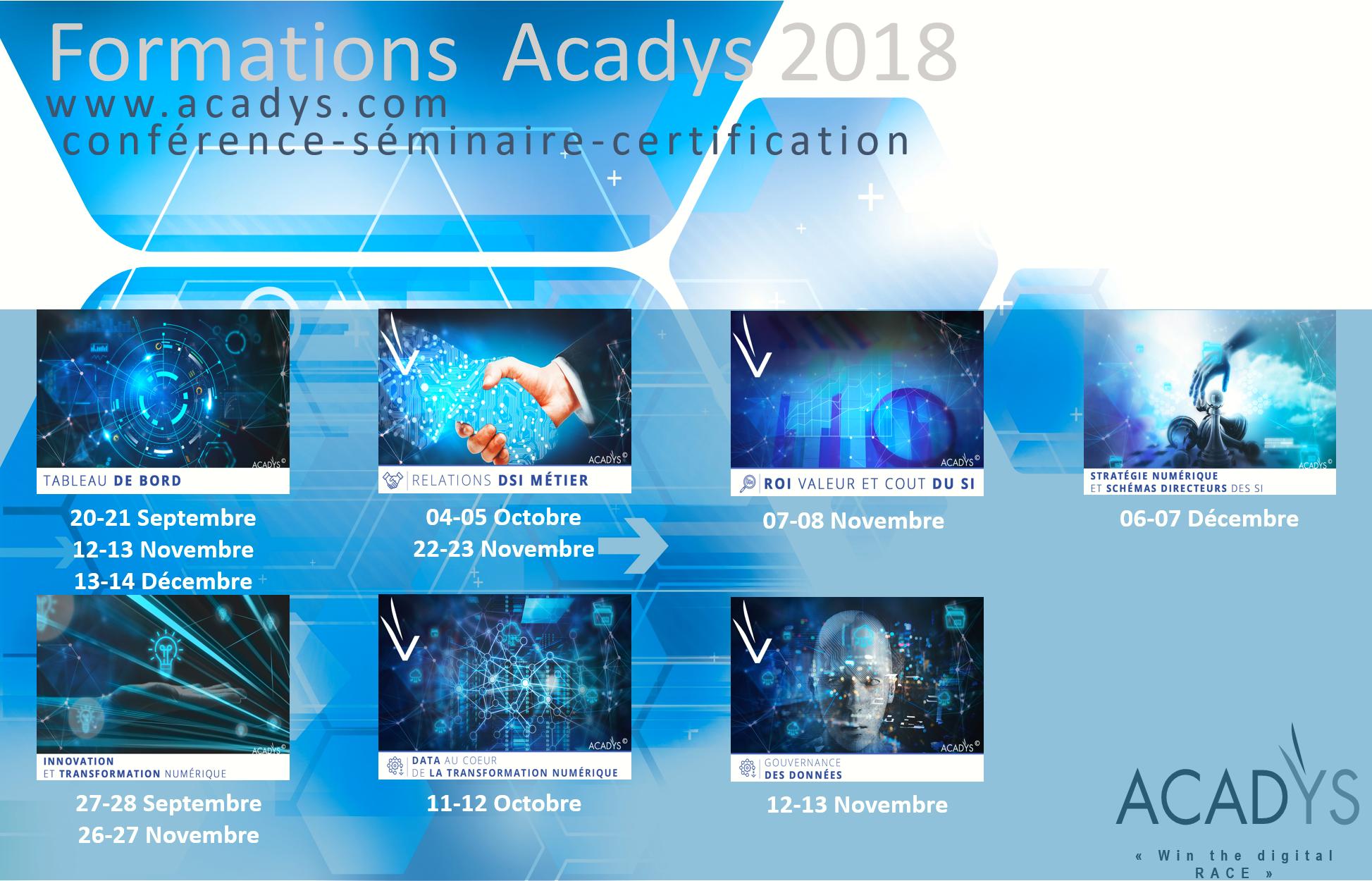 Séminaire 2eme Semestre 2018